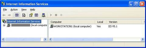 TechNote 1: WordPress Install - IIS 5.1 MMC 3.0 Install ...